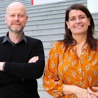Einar Hreinsson og Ingibjörg Guðmundsdóttir