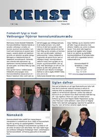 Forsíða Fréttablaðs Kennslumiðstöðvar Háskóla Íslands, árið 2005